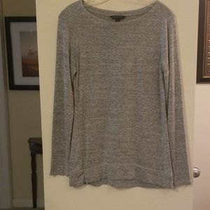 BANANA REPUBLIC SUPER SOFT GRAY TUNIC